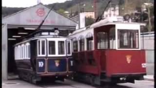 Barcelona trams 1994