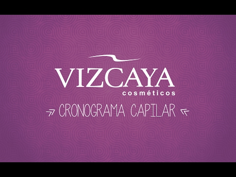 Cronograma Capilar Vizcaya