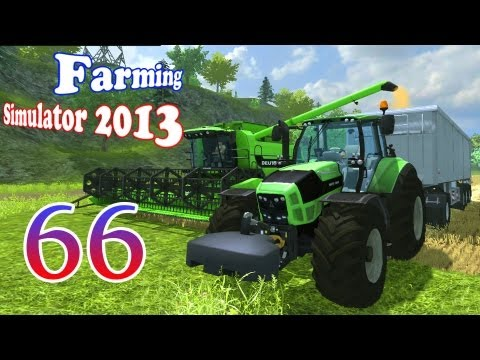 Farming Simulator 2013 ч66 - Коровы