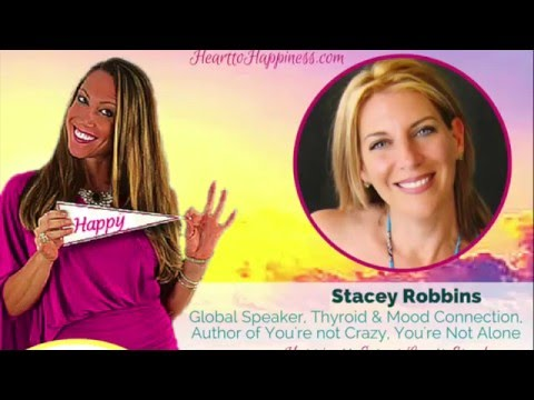Heart to HAPPINESS with Stacey Robbins
