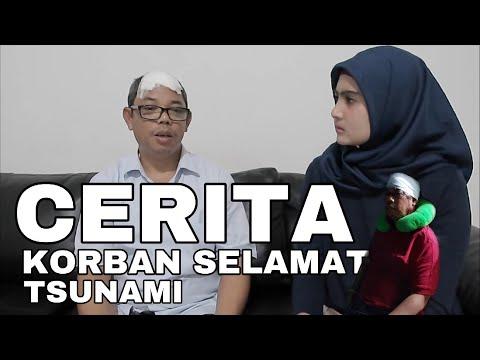 Cerita Pegawai PLN Korban Selamat Tsunami Selat Sunda (Tanjung Lesung)