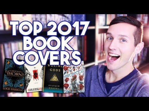 TOP 10 FAVORITE BOOK COVERS OF 2017