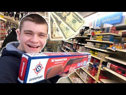$50 Walmart Hunting Challenge!
