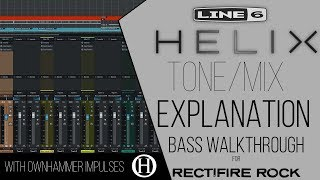 Download Using A Bass Guitar Through A Line 6 Helix MP3, MKV