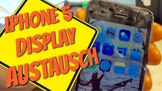 iPhone 5 Display Austausch - Aus-und Einbau Reparatur Anleitung - We fix it