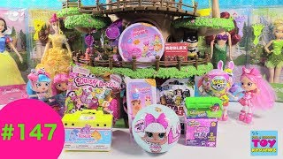 Blind Bag Treehouse #147 Unboxing Pikmi Pops Trolls Disney LOL Surprise Toy | PSToyReviews