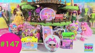 Blind Bag Treehouse #147 Unboxing Pikmi Pops Trolls Disney LOL Surprise Toy   PSToyReviews