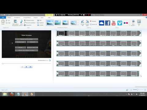 Menggabungkan Video Dengan Video Lain Windows Movie Maker