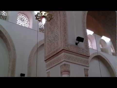 Inside Masjid al-Qiblatain