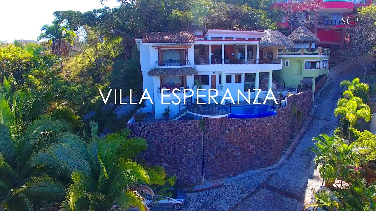 Villa Esperanza Villa Esperanza Real Estate Video In Sayulita