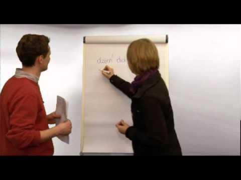 Polnisch Lernen Dzień Dobry Nachbar Grundwortschatz