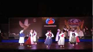 Polish (Silesian) folk dance: Girls dance & Shepard dance