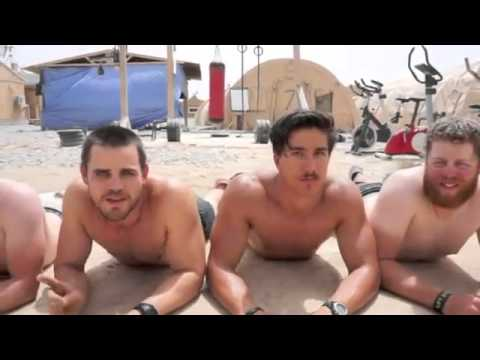 MILITARY CALL ME MAYBE PARODY