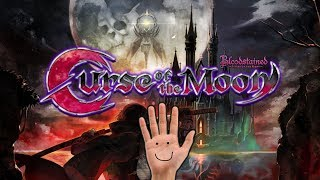 BLOODSTAINED: CURSE OF THE MOON | CASTLEVANIA RENACE