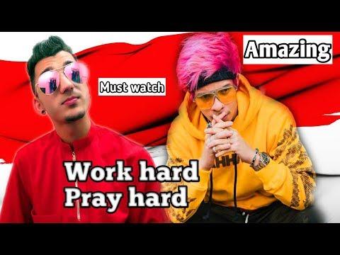 Work Hard Pray Hard (DISS HATERS) - ATTA HALILINTAR-EITARO-DJ LEZTEY