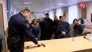 Химкинские студенты присоединились к всероссийской акции «Студенческий десант»