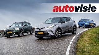 Autovisie Vlog: Triotest compacte SUV's in Autovisie Magazine