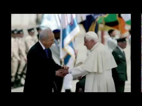 Shimon Peres gave 60 % of Jerusalem to the vatican at the 1993 Oslo Accords