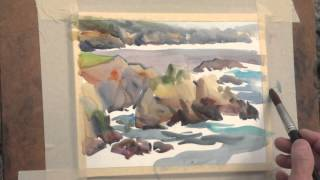 Gerald J. Fritzler: Painting Seascapes in Watercolor™