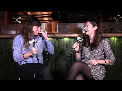 Interview with Lou Doillon