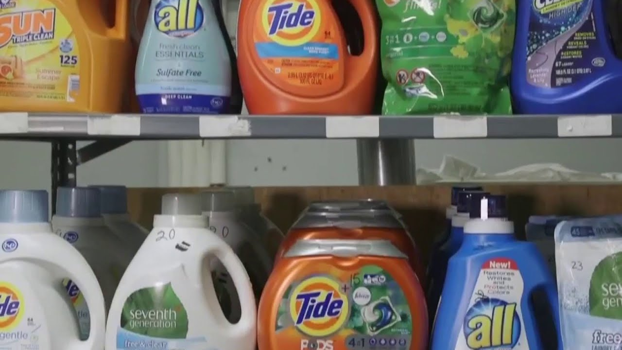 Download Liquid detergent works best on dirty laundry, Consumer Reports tests show