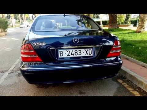 Mercedes Benz Clase S - Optimecar - Vehiculos De Ocasion - Algarrobo Costa - Mezquitilla - Malaga