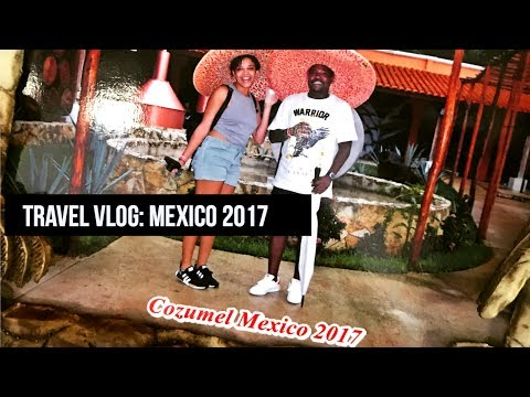 TRAVEL VLOG: COZUMEL, MEXICO PART 1