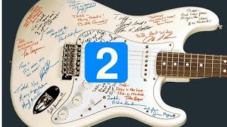 Самые известные гитары мира ! 2