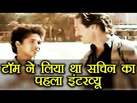 Tom Alter took Sachin Tendulkar's first ever interview |Filmibeat