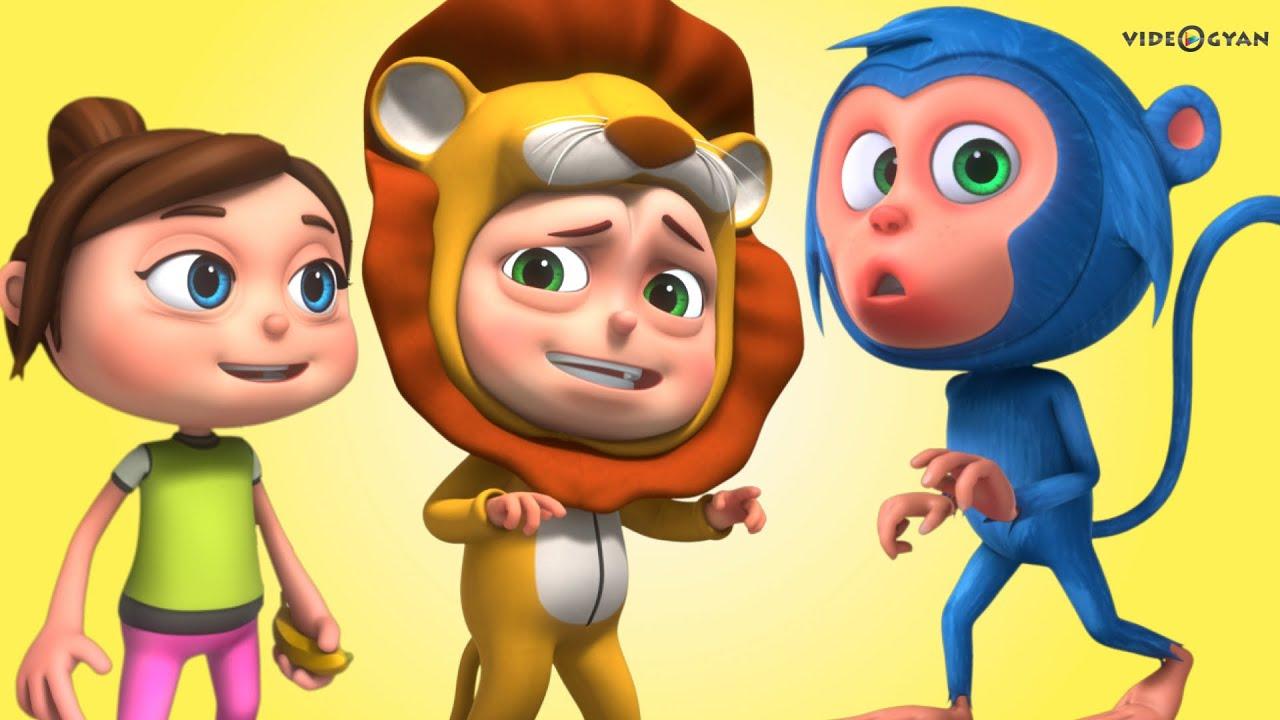 Zool Babies Series | Zoo Patrol Episode (Single)| Videogyan Kids Series | Cartoon Animation For Kids