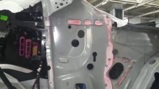 Высокотехнологичный кузовной ремонт Ауди А4. Восстановление по ремонтному регламенту. Часть 1(Кузовной ремонт Айди А4. В этом видео Вы можете посмотреть как будет производиться кузовной ремонт по ремон..., 2016-09-18T11:19:15.000Z)
