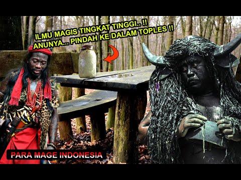 Jika Perang Ini Suku Di Indonesia Yang Ditakuti Ilmu Sihirnya, Salah Satunya Ketua Paranormal Dunia