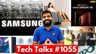 Gambar cover Tech Talks #1055 - Realme X50 Pro 64MP Cam, Xiaomi Toothbrush, Oppo Processor, Uber + Police