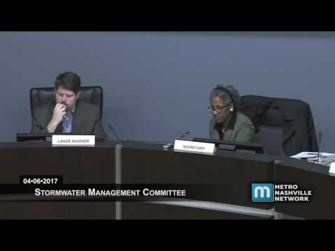 04/06/17 Stormwater Management Committee