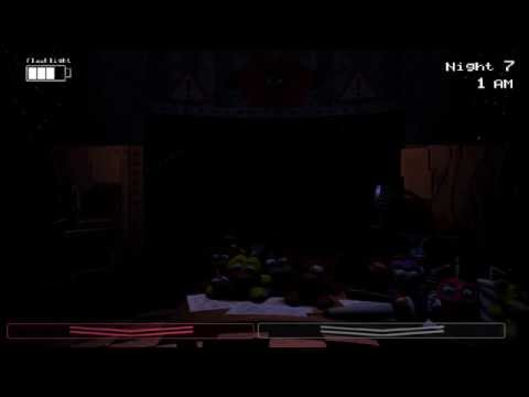 Power out in Five nights at Freddy's 2