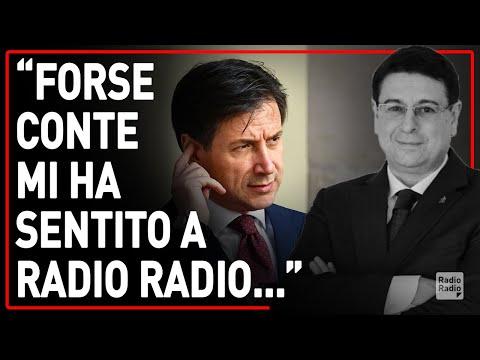 """""""MI CHIAMAVANO COMPLOTTISTA, ORA CONTE HA AMMESSO QUELLO CHE DICEVO SUL MES..."""" ► Malvezzi"""