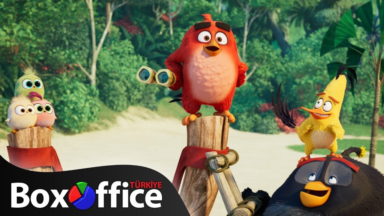 Angry Birds Filmi 2: Özel Video (Türkçe Dublajlı)