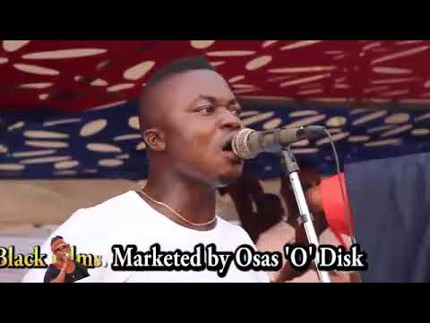 Jolly N'Oga (a.k.a. Katapult Eghian)  full tracks. Live on stage 2018