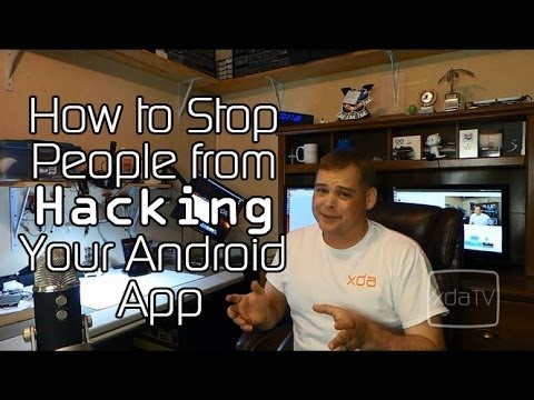 Basics on How to Stop People from Hacking Your Android App
