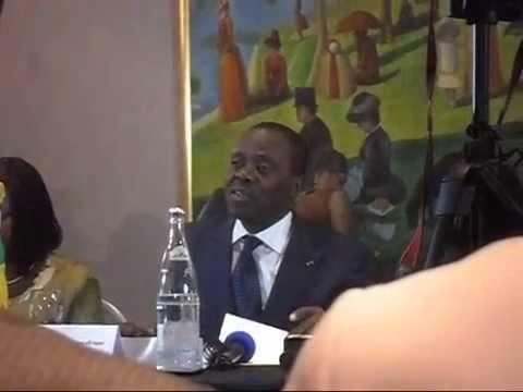 M  André Nzapayéké encourage le vivre ensemble en Centrafrique