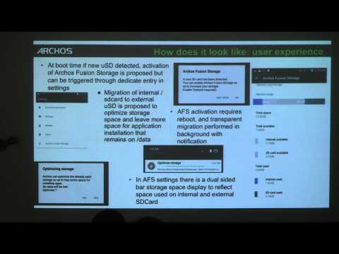 Archos Fusion Storage: a flexible and innovative mean to extend your Android products storage (en) -