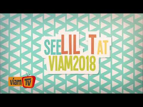 Lil T coming to VIAM2018