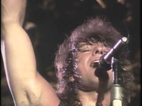 BON JOVI Live in Moscow 1989
