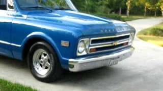 Showtime 67 Chevy ProStreet truck