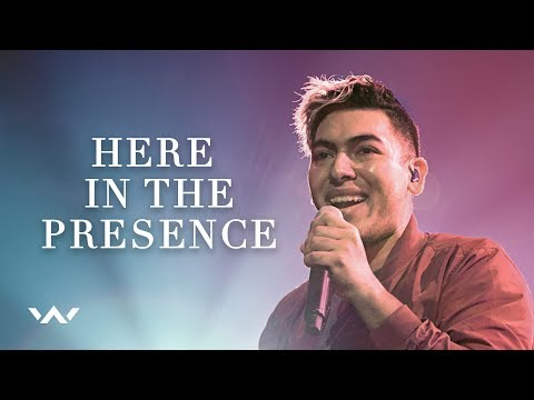 Here in the Presence    Elevation Worship