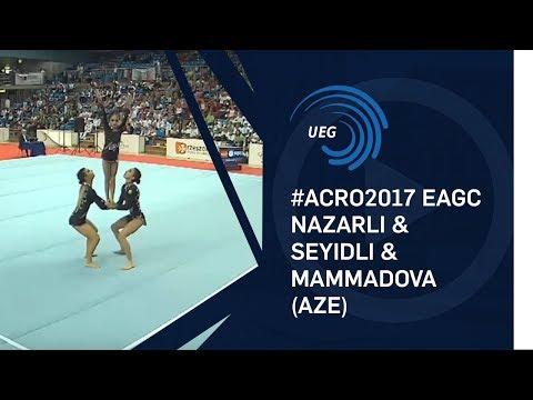 Women's group Azerbaijan - 2017 final