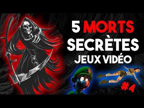 5 MORTS SECRÈTES DANS LES JEUX VIDÉO! #4