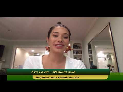 Eva Lovia Interview
