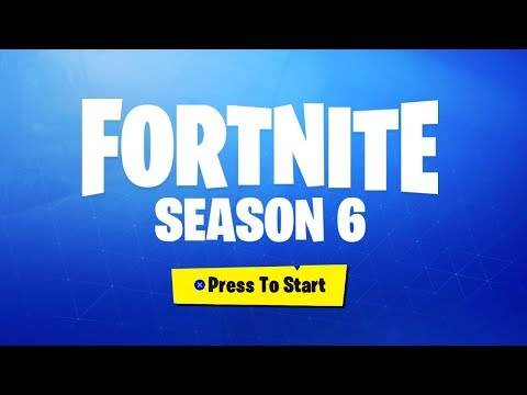 *NEW* SEASON 6 BATTLE PASS OFFICIAL RELEASE DATE!! (Fortnite Season 6)