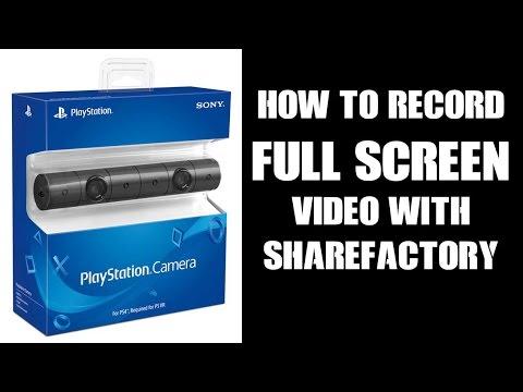 how to put fullscreen on youtube ps3